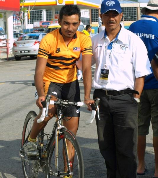 Mohd. Faris (Malaysia)